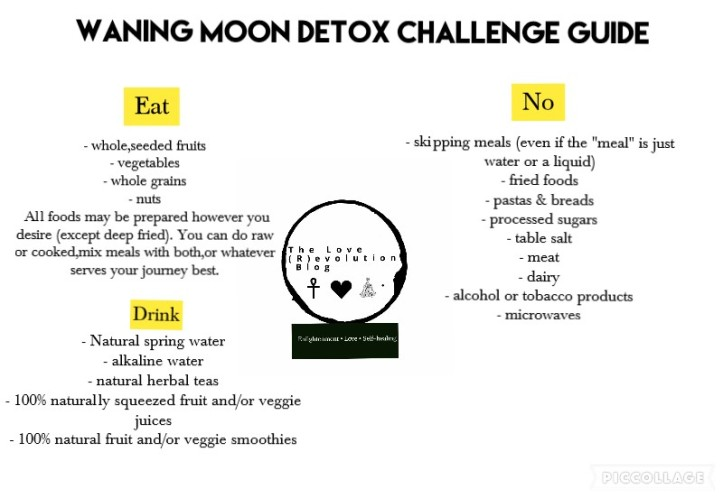 Detox Challenge Guide